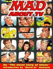 Mad about TV by DC Comics Staff and Usual Gang of Idiots Staff (1999, Paperback)