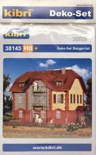 "Kibri 38145 H0 - Ausgestaltungs- Set "" Baugerüst "" NEU & OvP"