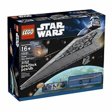Lego Star Wars UCS 10221 Super Star Detroyer BNIB Sealed Mint