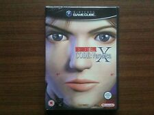 """Resident Evil Code: Veronica X"" GameCube/Wii Game NEW/FACTORY SEALED (UK) (PAL)"