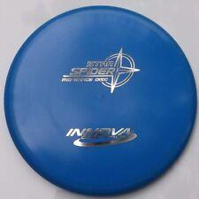 Innova Star-Line Spider 172.5 Grams Cool Blue w/Chrome Non Flight # Hot-Stamp