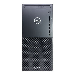 Dell XPS 8940 Tower-11th Gen Core i7, 32GB RAM,1TB SSD,DVD-Writer,Windows 10 Pro