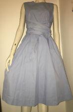 Brand New Hobbs Sky Blue Twitchell Dress 12 (14) So Pretty RRP £119