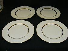 Franciscan Sunset Set of 4 Dinner Plates - Gladden McBean of CA,  U.S.A.