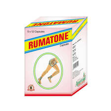 Rumatone Herbal ( 60 Capsules ) Arthritis Joint Pain Relief Treatment
