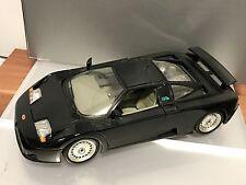 Burago Bugatti 1:18 Siehe Fotos