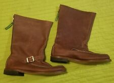 New listing Russell Moccasin Double Vamp Bottom Zephyr Boots 13D (Fits Size 13.5E)