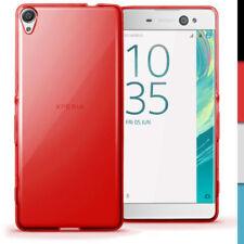 custodie preformati / copertine rossi modello Per Sony Xperia XA Ultra per cellulari e palmari