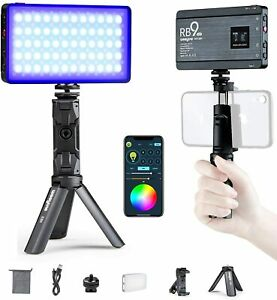 Weeylite by Viltrox RB9 RGBW Portable and Functional Full Colour LED Light