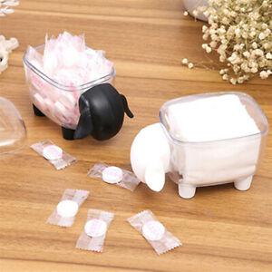 Bud Holder Case Sheep Toothpicks Holder Cotton Swab Storage Box Toothpick Boxes