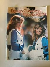 Vintage 1979 1980 Dallas Cowboys Cheerleaders Magazine Book A Touch of Class