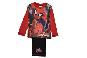 Boys Official Spiderman Pj's Pyjamas Pj Nightwear 4 years up to 10 years