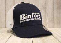 Binford Tools Hat Real Men Don't Need Instructions Tim Allen Home Improvement