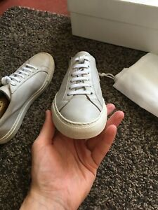 Common Projects Original OG Achilles Low grauOff white 37 Np 359€ Margom Sneaker