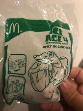 McDonald's Ice Age 4 shakin scrat happy meal unopened new 2012