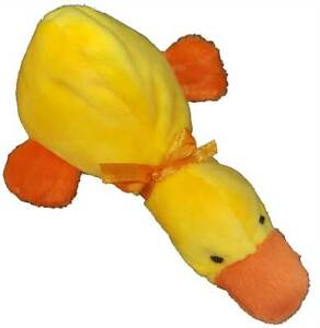 Plüsch Ente mini, weich 15cm Stofftier Plüschtier Spielzeug Ostern Geschenk