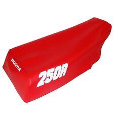Honda TRX 250R TRX250R 86-89 Red Seat Cover Classic 250R TR021CHN