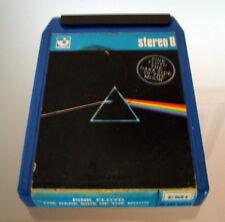 Stereo 8 PINK FLOYD THE DARK SIDE OF THE MOON Emi Track Cartridge Tape 1973