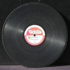 "Henri Rossotti Nagüe & Sol tropical 78 trs RPM 25 cm 10"" VG++"
