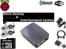 Raspberry Pi 3 Classic Retro Game Console Media Center Retropie Compatible 16GB