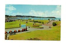 Dorset - Poole Harbour From Sandbanks - Postcard Franked 1969