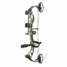 NEW  PSE Archery UPRISING Compound Bow PACKAGE 12 to 50# CAMO