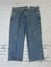 Men's Cinch Jeans Green Label Tag Size 42x32 Altered to 42x28
