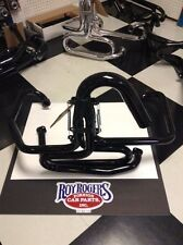 "VW TRIKE BUG BUGGY BAJA COMP EXHAUST 1 1/2""  U BEND STINGER BLACK EMPI 3460"