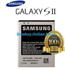 ORIGINAL S2 BATTERY EB-F1A2GBU 1650mah For samsung Galaxy S2 I9100