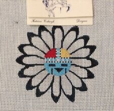 Painted Needlepoint Canvas KATRINA VOSBURGH Southwestern Collection 14 pt mesh
