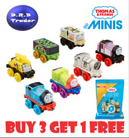 THOMAS & FRIENDS MINIS WAVE 2015 to 2019 BLIND BAG *PICK YOUR OWN* inc 4 pack