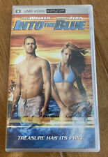 Into the Blue (Sony PSP UMD Movie) With Case Paul Walker Jessica Alba