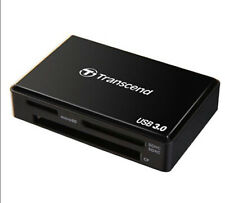 New Transcend USB 3.0 Super Speed Multi-Card Reader for SD/SDHC/SDXC/MS/CF Cards