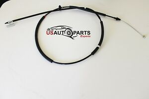 8-97122-493-4 - Accelerator Cable Engine Control - ISUZU Gas V8 5.7L NPR NPR-HD