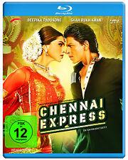 Chennai Express (Shah Rukh Khan) Bollywood Blu-ray Disc NEU + OVP!