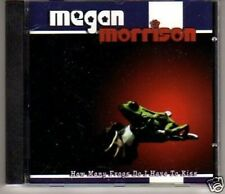 (E153) Megan Morrison, How Many Frogs Do I Have - DJ CD