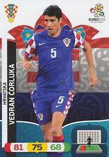 VERDAN CORLUKA # HRVATSKA CROATIA CARD PANINI ADRENALYN EURO 2012