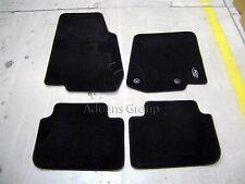 GENUINE FORD FG MK2 G-SERIES TAILORED CARPET MAT SET OF 4 BLACK MATS G6 G6E G6ET