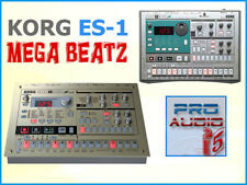 KORG ELECTRIBE ES-1 CD - MEGA BEATZ!  - DRUM KITS FOR YOUR ES1 - KORG FORMAT