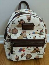 Disney Pixar X Loungefly Up Mini Backpack, NWT sold out, New with Tags in hand