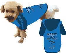 State of Origin NSW Puppy jumper with hood