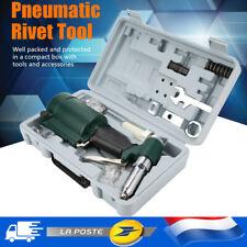 Pneumatique Riveteuse Air  riveter Rivet Gun Power 3/16, 5/32, 1/8,Tailles