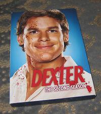 Dexter: The Second Season (DVD, 2008) - R1