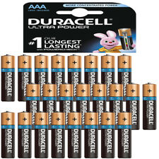 Duracell Ultra Power piles AAA alcalines LR03 MN2400 1.5 V Batterie Pack 24