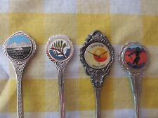 Vintage Souvenir Spoons Parliament House Canberra,Northern Territory,& more