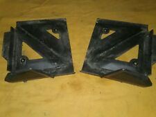2005-2011 KAWASAKI brute force 750 rear left and right skid A arms guards stick