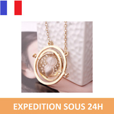 Collier Pendentif Hermione Retourneur De Temps Harry Potter Time Turner Qualité