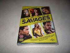 SAVAGES :(DVD,2012)JOHN TRAVOLTA & TAYLOR KITSCH