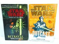 Star Wars Fate of the Jedi Outcast Legacy of the Force Betrayal 1st Edition Lt#3