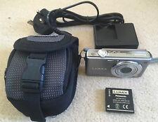 Panasonic LUMIX DMC-FS15 12.1MP Digital Camera - Silver